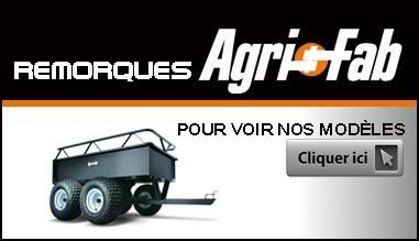 Remorque Agri fab
